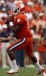 Tajh Boyd One of Eight Quarterbacks Named Manning Award Star of the Week