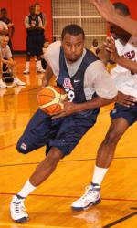 Trevor Booker Named to Team USA for 2009 World University Games