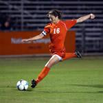 Clemson Women's Soccer Team Defeats Duke 1-0 Saturday Night at Riggs Field