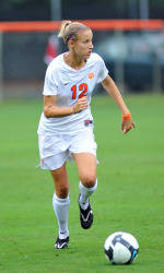 Clemson Women's Soccer Team to Face 11th-Ranked Virginia on the Road Sunday