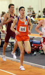 Matt Clark Wins 10,000m at ACC Outdoor Championships