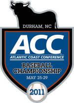 Pairings, Game Times Set for 2011 ACC Baseball Championship