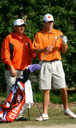 Clemson Returns to Course at Bulls Bay
