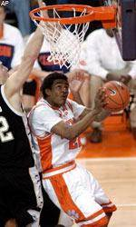 Clemson Rallies Past Wofford, 84-77