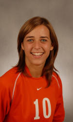 Four Tigers Named to 2007 All-ACC Academic Women's Soccer Team
