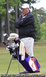 Clemson Golf Video: NCAA Regional Preview