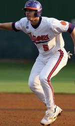 Harman Pitches #18 Clemson Past Virginia Tech 8-1 Sunday