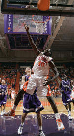 Clemson Men's Basketball to Play Host to Mississippi State Tuesday
