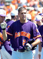 D'Alessio Hits Two Homers in #17 Tigers' 10-3 Win Over #19 Georgia Tech Saturday