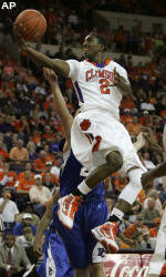 Clemson, Butler to Face Off Sunday in 76 Classic