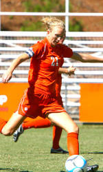 Clemson Women's Soccer Team to Play Host to Virginia Tech Thursday