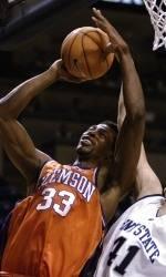 Clemson Holds Off Penn State, 96-88