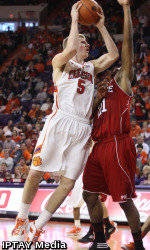 theACC.com Feature: Clemson's Versatile Tanner Smith Always Sees The Possibilities