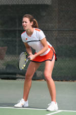 Ani Mijacika Named ACC Women's Tennis Freshman-of-the-Year