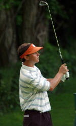 Poole Finishes 36th at Wyndham PGA Tour Event