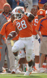 Clemson Football Team Sets Record in the Classroom
