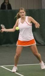 #14 Women's Tennis Travels to Furman Thursday