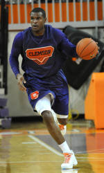 Clemson Basketball Holds Scrimmage Friday