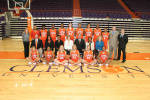 Lady Tigers Basketball Team To Hold Home Opener On Friday Night