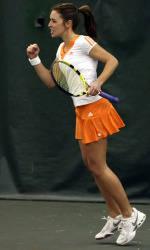 Women's Tennis Cracks Top 10; Two Tigers Ranked In Top Five