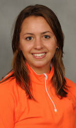 Clemson's Henry Named ACC Women's Tennis Player of the Week