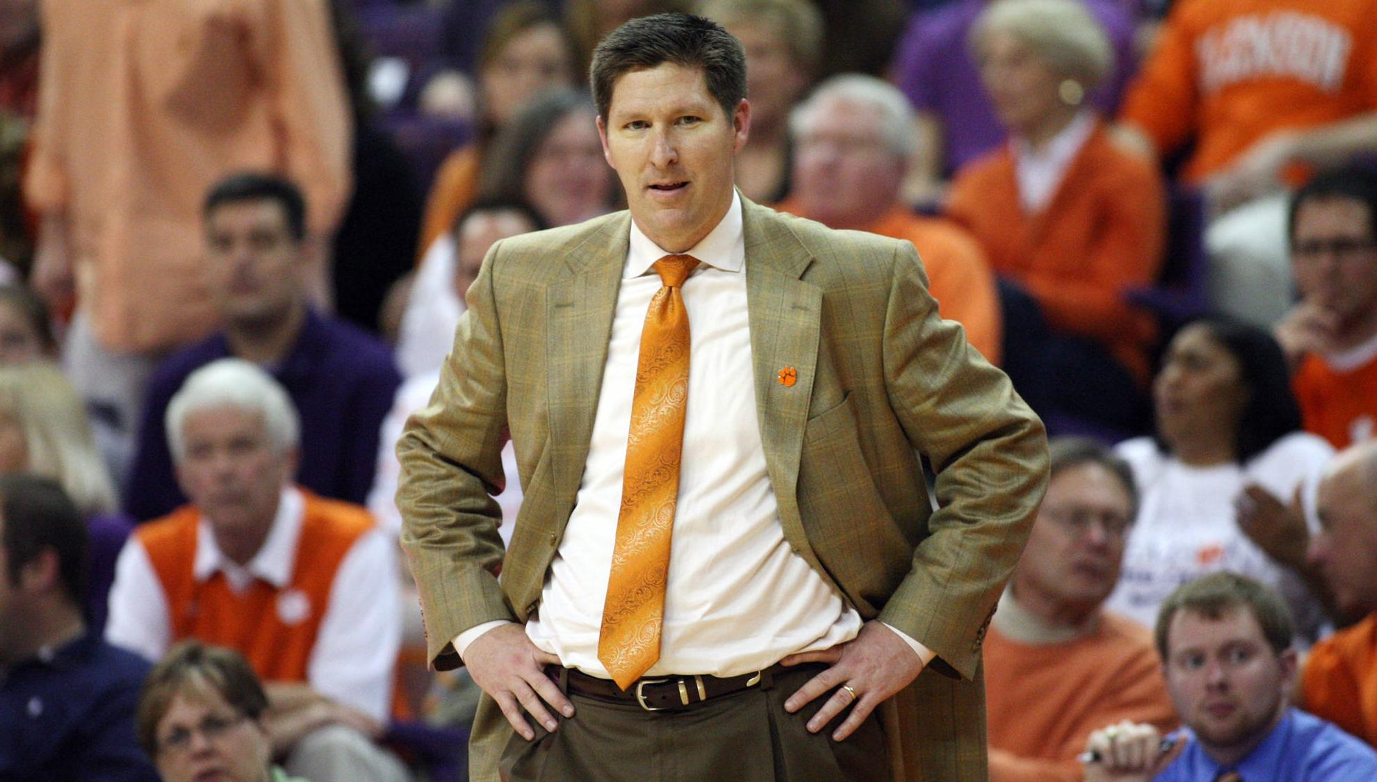 Clemson Men's Basketball Opens Practice Friday