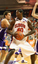 Clemson Victorious in Early Season ACC/CAA Clash over Old Dominion, 66-53