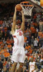 Clemson to Host No. 6/8 Duke on Sunday in Men's Basketball