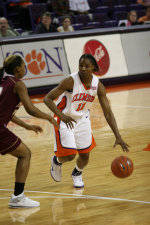 Lady Tigers to Play Host to Wake Forest on Thursday