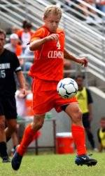 Report: Former Clemson Men's Soccer Players in the Pros