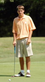 Clemson Tied for Second after Third Round of NCAA Golf Championships