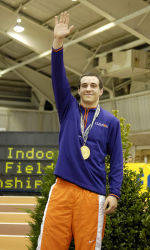 Clemson's Linkenauger Claims Fourth Straight ACC High Jump Crown