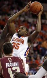 #19 Clemson Men's Basketball Team to Play Host to #12 North Carolina Wednesday Night
