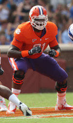 Clemson Football Game Program Feature: Chris Hairston