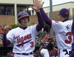 Tigers To Play Host To Winthrop Tuesday at 4:00 PM