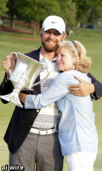 Glover Wins Wells Fargo Invitational in Playoff