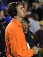 Carson to Serve as Sideline Reporter on Clemson Radio Network