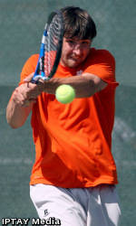 Clemson Men's Tennis Will Play at Duke and North Carolina this Weekend