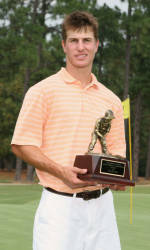 Four Clemson Golfers to play in North-South Amateur