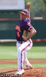 Clemson Baseball Team to Play Host to College of Charleston Saturday-Monday