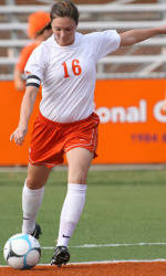 Clemson Women's Soccer Team to Play Host to Solid Orange Event vs. Boston College Sunday