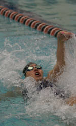 Swimming and Diving Teams Start Strong Against Davidson