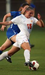 Clemson Women's Soccer Team Defeats Furman On the Road Friday
