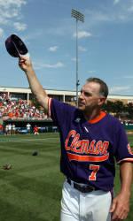 Leggett Named ABCA Atlantic Region Coach of the Year