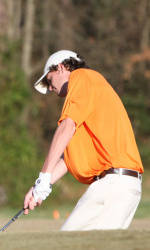 Clemson Tied for Fifth after First Round of NCAA National Tournament