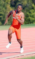 Padgett Wins 60m Dash, Leads Clemson on Friday at Virginia Tech Elite Meet