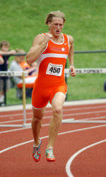 Porter Leads Tiger Efforts at Solid Orange Classic
