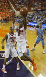 Tigers Fall to N.C. State on the Road Thursday Night
