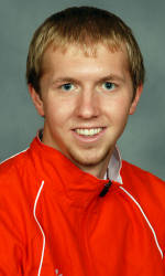 Vickery Hall Men's Student-Athlete of the Week – Chris Spear