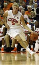 Clemson Men's Basketball Team to Play Host to Coastal Carolina Tuesday Night
